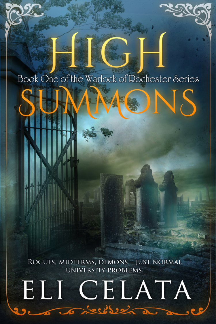 High Summons Rochester author Celata